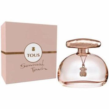 6 Pack - Tous Sensual Touch Eau De Toilette For Women 3.4 oz