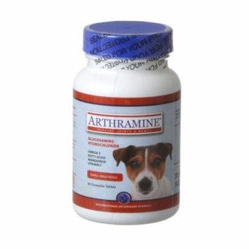 International Vet Arthramine - Aids Healthy Joints & Bones 60 Count - Small & Medium Dogs - Pack of 12