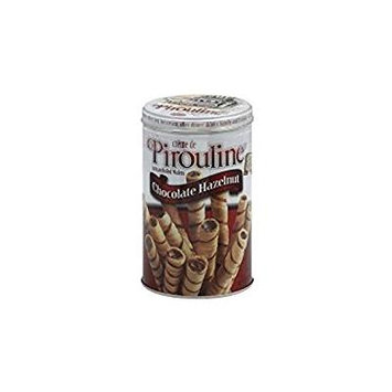 Pirouline Creme Filled Wafers Chocolate Hazelnut 14.1 Oz. Pk Of 2.