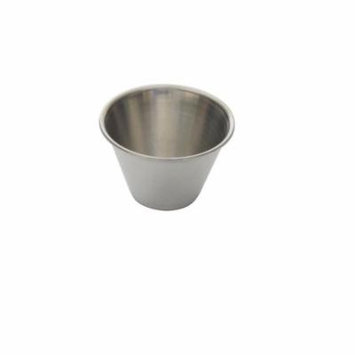 4 Oz Stainless Steel Sauce Cup, 24 Sauce cup
