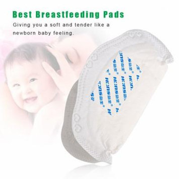 Yosoo 100Pcs Mother's Necessary Soft Breathable Nursing Pads Disposable Breastfeeding Pads,Nursing Pad, Mother Nursing Pad