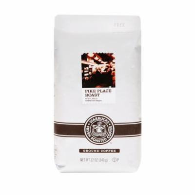 Starbucks Pike Place Medium Roast, Ground12.0 oz.(pack of 4)