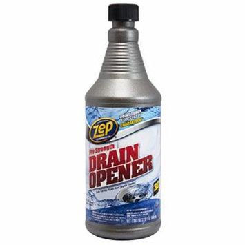 Drain Opener, Professional Strength, 32 oz., Zep, U39501