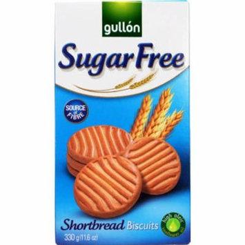 Gullòn | Sugar Free Shortbread Biscuits | 4 x 330g | Pack of 4