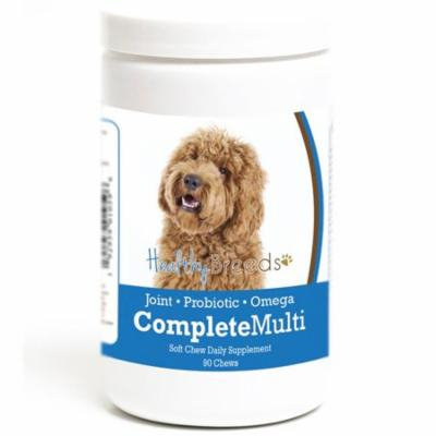 Healthy Breeds 192959010596 Labradoodle all in one Multivitamin Soft Chew - 90 Count