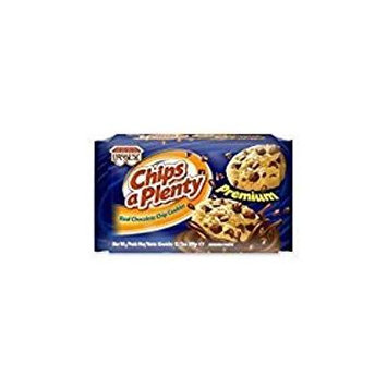 Paskesz Chips A Plenty Real Chocolate Chip Cookies 13.72 Oz. Pk Of 3.
