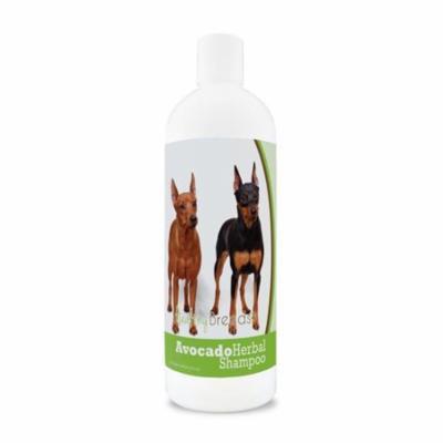 Healthy Breeds 840235156536 Miniature Pinscher Avocado Herbal Dog Shampoo