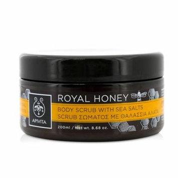 Royal Honey Body Scrub With Sea Salts-200ml/8.68oz