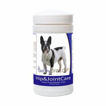 Healthy Breeds 840235154174 French Bulldog Hip and Joint Care