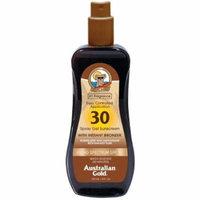 6 Pack - Australian Gold Spray Gel with Instant Bronzer SPF 30 8 oz