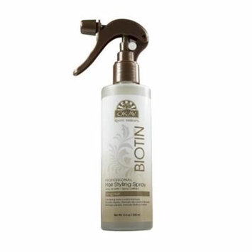 OKAY OKAY-RTHSS8 Roots Therapy Biotin Professional Hair Styling Spray