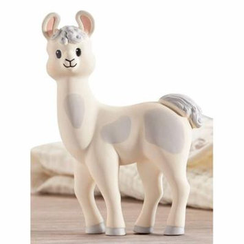 Giftcraft Lil' Llama Natural Rubber Teething Toy