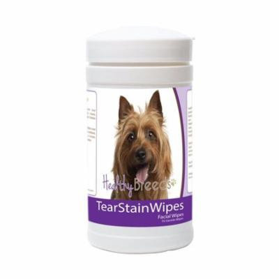 Healthy Breeds 840235179023 Australian Terrier Tear Stain Wipes - 70 Count