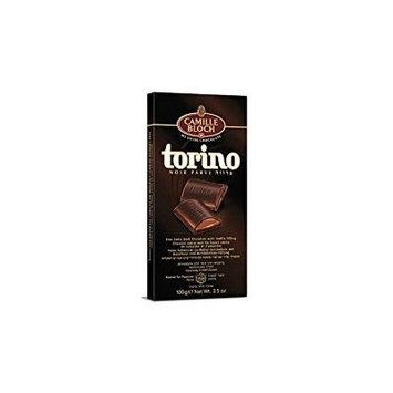 Swiss Dark Chocolate Bar with Truffle Filling (Pack of 4)-3.5 oz.