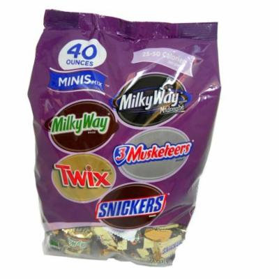 M&M's Chocolate Candies Stand UP Pouch Milky Way40.0 oz.(pack of 2)