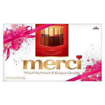 Merci Valentines Chocolates 14.1oz