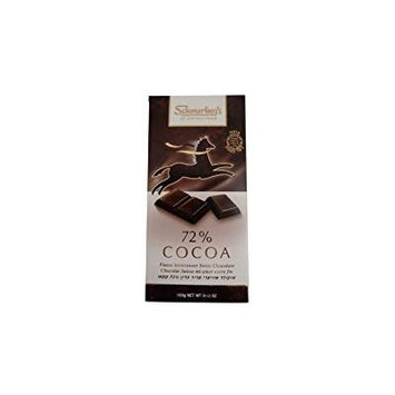 Schmerling's Rosemarie Swiss Chocolate 3.5oz. - 72% Cocoa