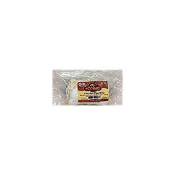 Reisman's Chocolate Flaky Wrap 3 Oz. Pack Of 3.