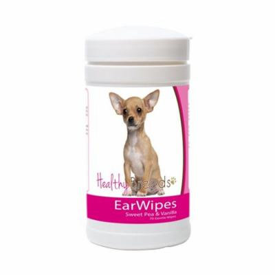 Healthy Breeds 840235150220 Chihuahua Ear Wipes