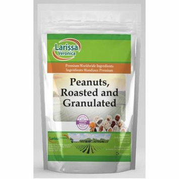Peanuts, Roasted and Granulated (4 oz, ZIN: 525984) - 2-Pack