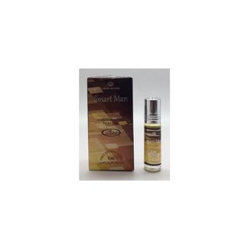 Smart Man - 6ml (.2 oz) Perfume Oil by Al-Rehab-3 pack