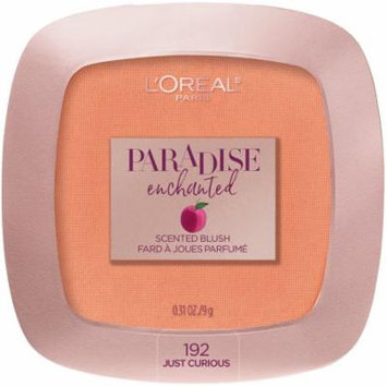 L'Oreal Paris Paradise Enchanted Fruit-Scented Blush, Just Curious