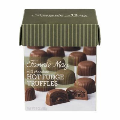 Fannie May Milk Chocolate Hot Fudge Truffles, 7.0 OZ