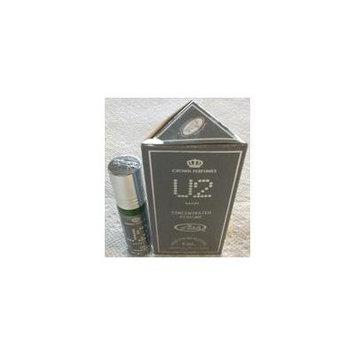 U2 Man - 6ml (.2 oz) Perfume Oil by Al-Rehab-3 pack
