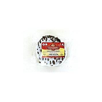 Reisman's Chocolate Snack 3 Oz. Pack Of 3.