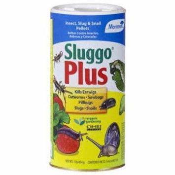 LB Sluggo Plus Slug & Snail Killer 2PK