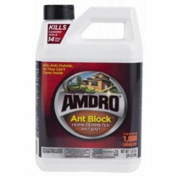 Amdro 24 OZ Ant Block Kills Ants Outside So They Can't Come Inside