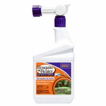 QT Ready To Spray Mosquito Beater Kills & Repels Mosquitoes