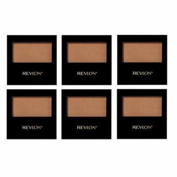 Revlon Powder Bonzer, 012 Bronzilla, 0.17 Ounce (Pack of 6) + Makeup Blender Sponge