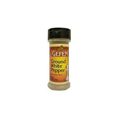 Ground white Pepper - Gefen Spice Kosher