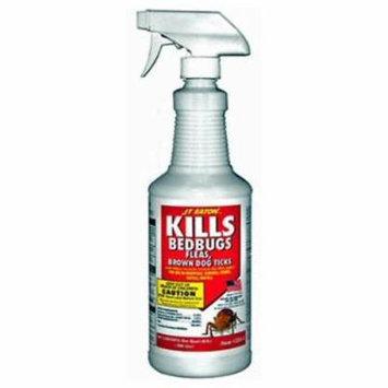 32 OZ Bedbug Flea & Tick Killer For Indoor Use In Homes Hotels