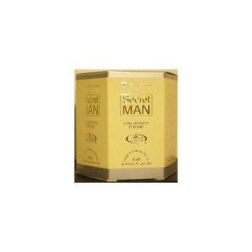 Secret Man - 6ml (.2oz) Roll-on Perfume Oil by Al-Rehab (Box of 6)