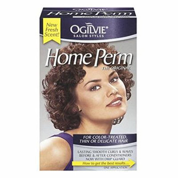 Ogilvie Home Perm For Color Treated Hair, Pack of 6