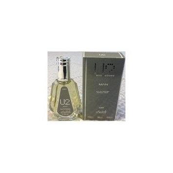 U2 MAN - Al-Rehab Natural Perfume Spray- 50 ml (1.65 fl. oz)