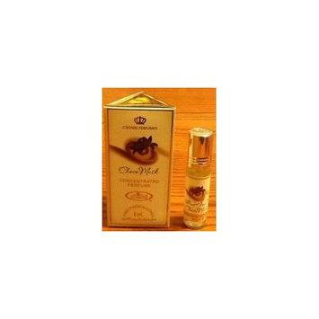 Choco Musk - 6ml (.2 oz) Perfume Oil by Al-Rehab-3 pack