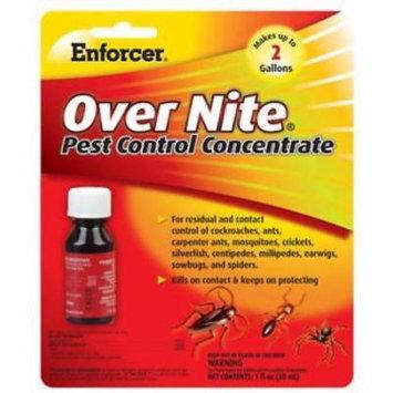 OZ Concentrate Overnite Pest Control Kills Cockroaches 2PK