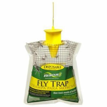 Disposable Fly Trap Catches Up To 20000 Flies 2PK