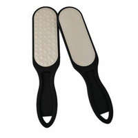 Stainless Steel Pedicure Rasp Foot File Cracked Skin Corns Callus Remover for Extra Smooth and Beauty Foot