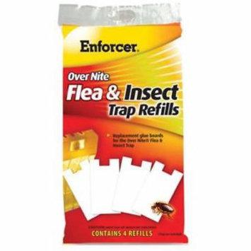 Overnite Flea Trap Refill Contains 4 Refill Glue Boards 2PK
