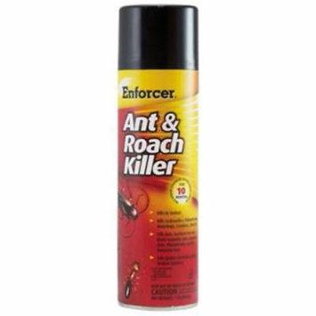 Enforcer 16 OZ Aerosol Ant & Roach Killer Aerosol 2PK