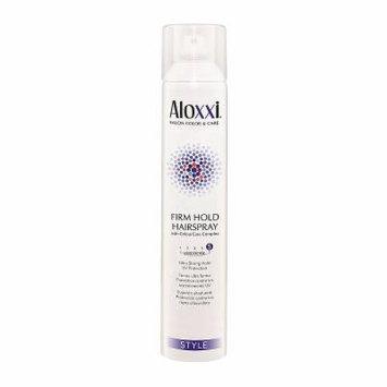 Aloxxi Firm Hold Hairspray - 9.1 oz.