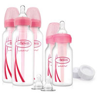 Dr. Brown's® Options Feeding Bottles Gift Set in Pink