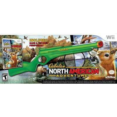 Activision Blizzard Inc 76431 Cabelaapos;s N Amricn Advntr wamp;#47;gun