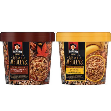 Quaker Foods And Distribution Inc. Real Medley's Super Grain Variety Pack