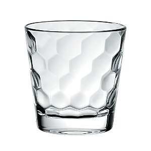 Vidivi Honey Double Old-Fashioned Glass