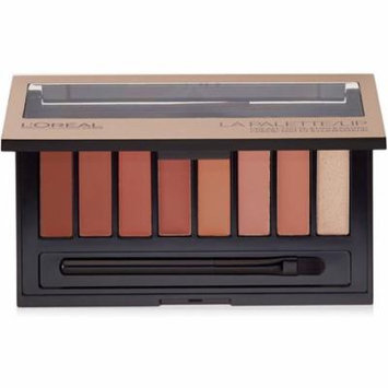 2 Pack - L'Oreal Paris Colour Riche La Palette Lip, Nude 0.14 oz